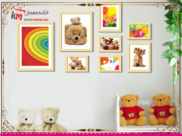 تابلو برای اتاق کودک