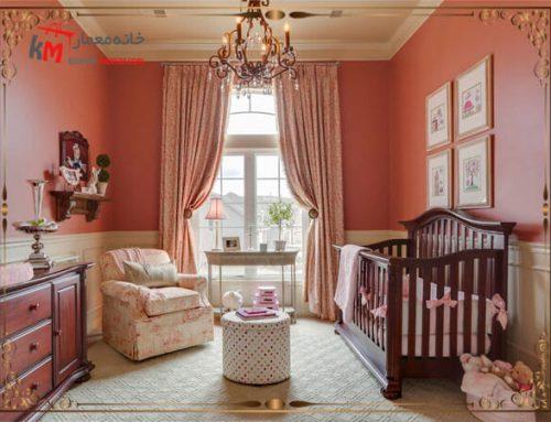 زیباترین ایده های چیدمان تابلو اتاق کودک
