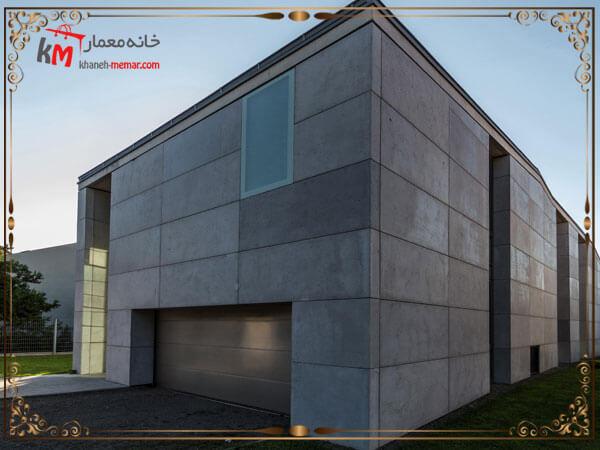 بررسی معایب استفاده از نمای سیمانی در صنعت ساختمان سازی
