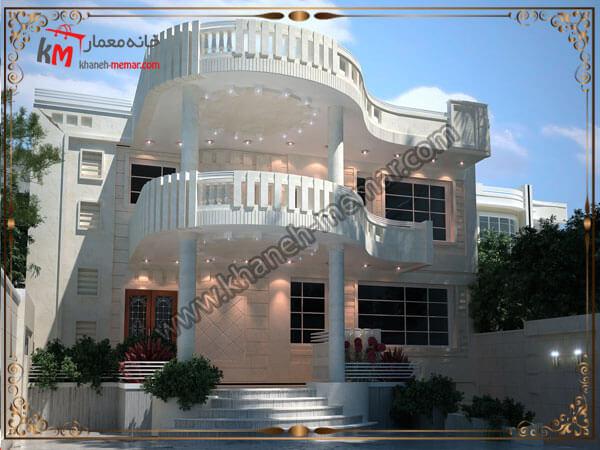 ۲۰ طرح شیک طراحی نمای خانه دوبلکس برای ساختمان شما