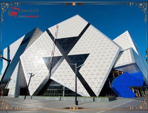 اصول طراحی نمای دوپوسته شیشه ای و فلزی در ایران