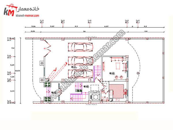 زیرزمین پروژه 893
