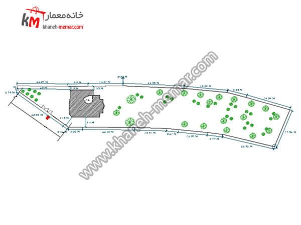 سایت پلان پروژه 830