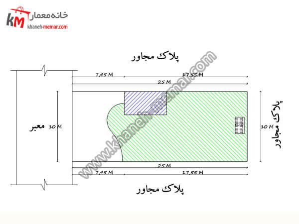 سایت پلان پروژه 952