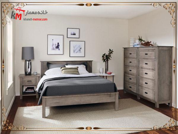 انتخاب یک فرش مناسب برای دکوراسیون اتاق خواب های کوچک