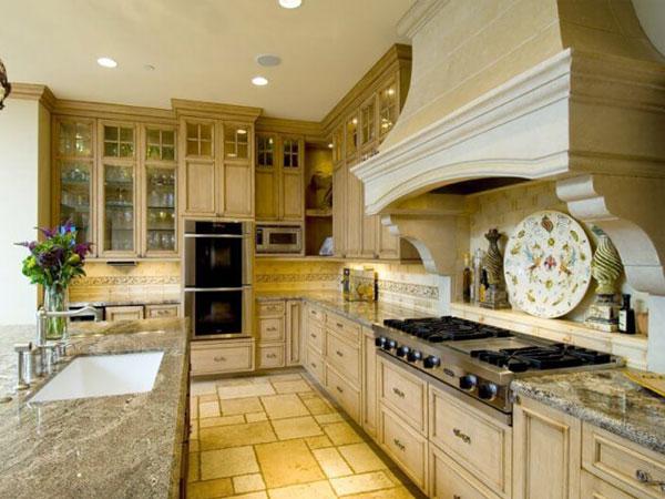 کابینت مناسب اشپزخانه برای جایگذاری وسایل