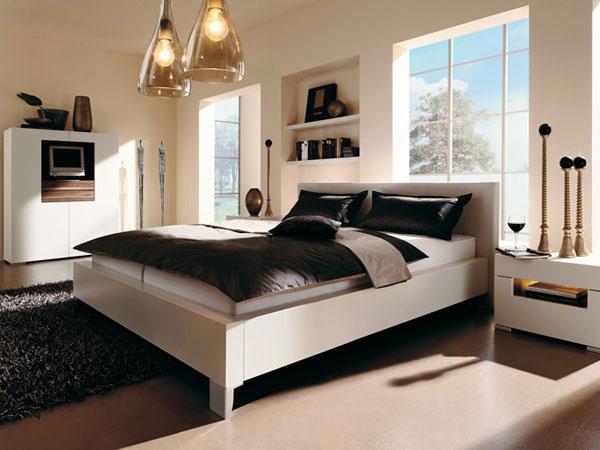استفاده از فرش متناسب با اتاق خواب